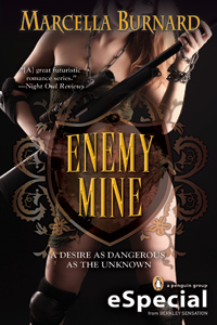 Enemy Within -- Marcella Burnard